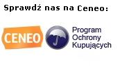 Sprawdź opinie o nas na CENEO